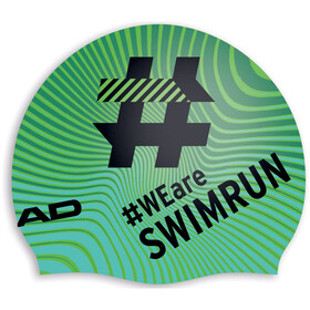 Head Hashtag Silcone Suede Pet, swimrun